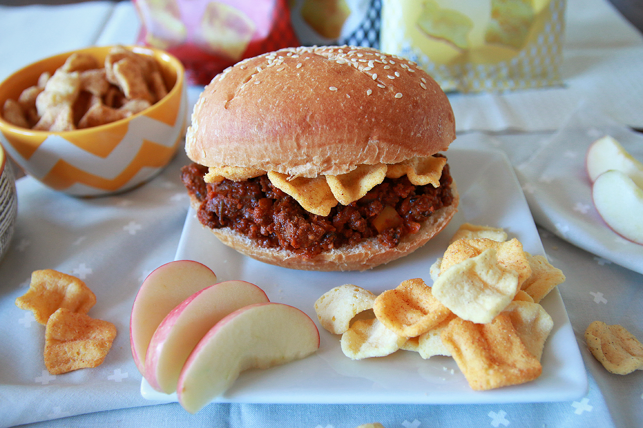 Homemade Sloppy Joes | Milk & Cereal